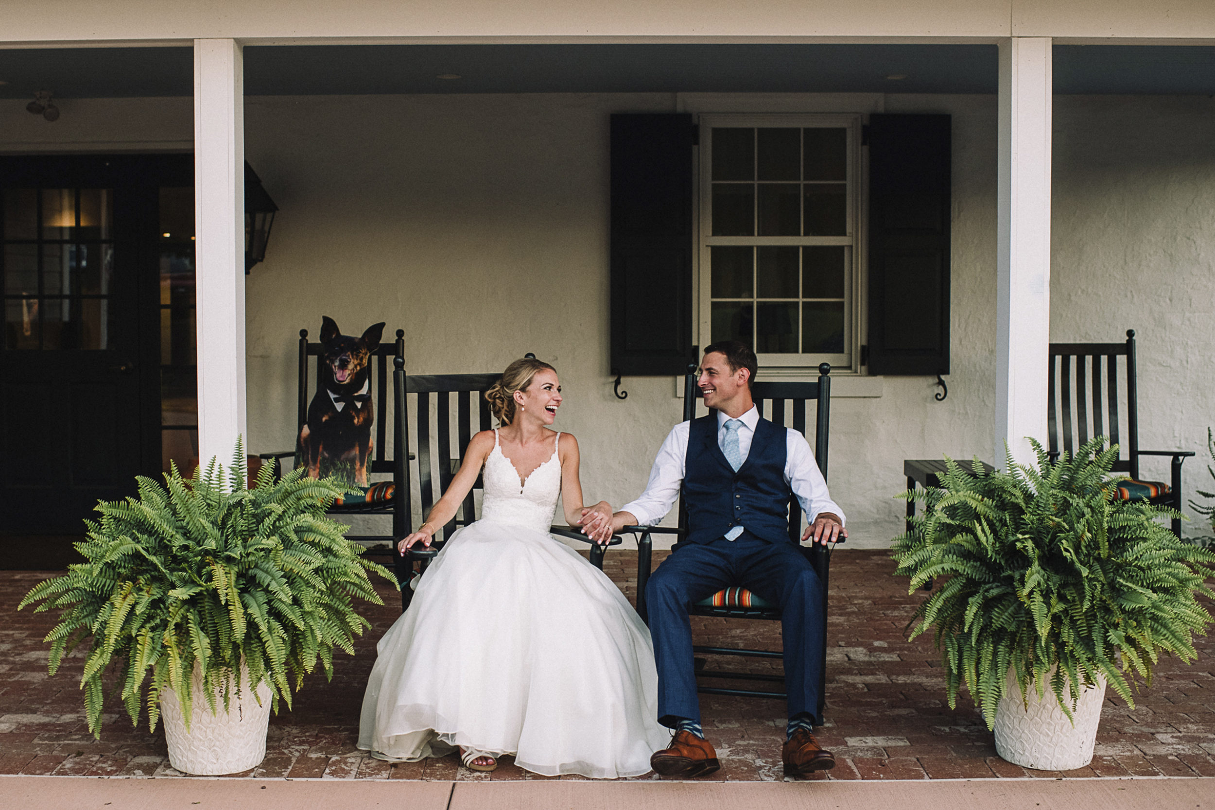 Katie & Dan - Durham Springs - Nina Lily Photography